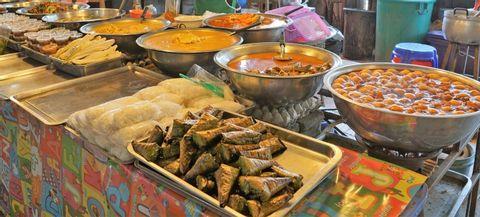 Pattaya Food Tasting Night Market Tour