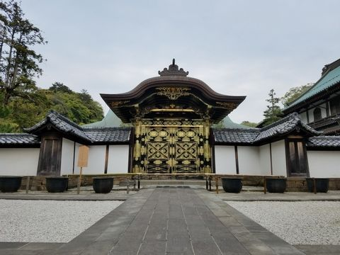 Online Wonder-Kencho-ji, the First Zen Temple