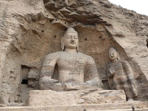 1-Day Datong Yungang Grottoes and Hanging Monastery Tour
