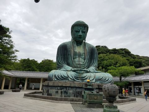 Online Wonder-Great Buddha in Kamakura