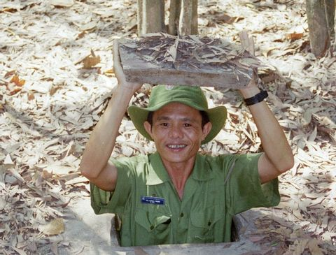 Full Day Private Tour to Mekong Delta & Cu Chi Tunnels