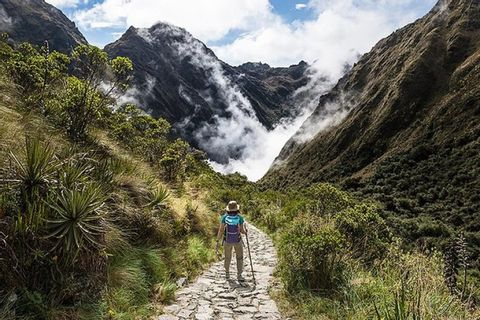 Inca Trail Private Trekking Tour-4 Day 3 Nights