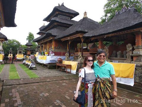 Private Bali Highlights Tour-Village, Temple, Volcano