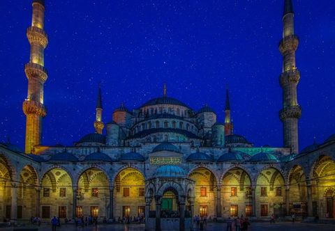 Private Daily Old City Tour-Highlights of Istanbul