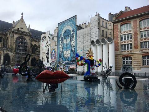 Art & Modernity, the Centre Pompidou
