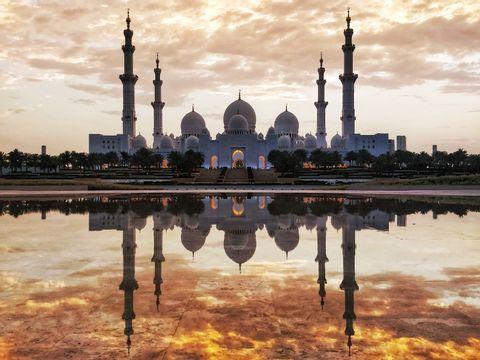 Abu Dhabi Airport Lay Over Tour