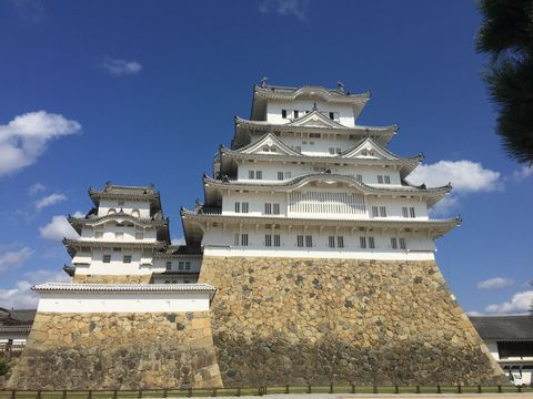 1 jour de circuit autour du château de Himeji