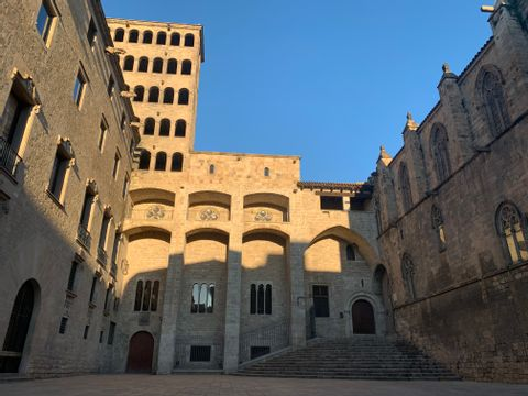 Barcelona old town - Virtual online or live online Zoom tour