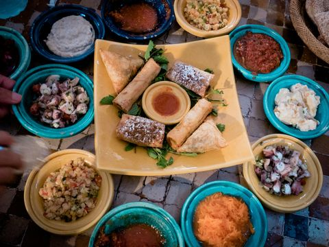 Private Cooking Class -Morocco Gastronomy
