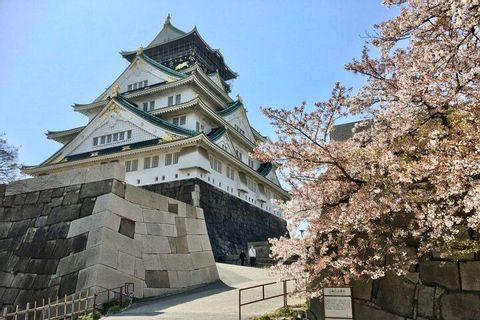 Full-Day Private Guided Tour to Osaka Castle