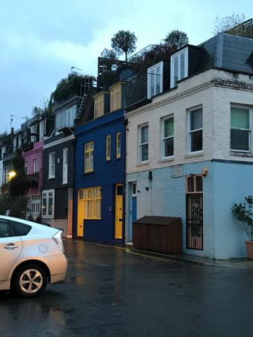 Notting Hill and Bayswater for tourists and locals