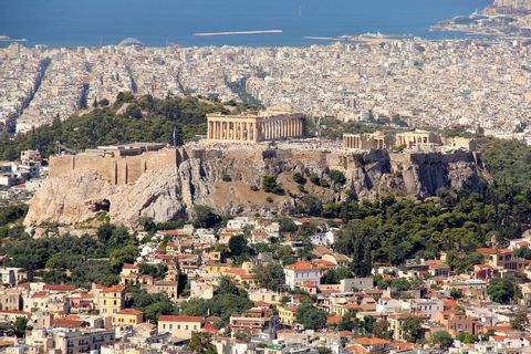 Best Of Athens In 5 Hours Tour