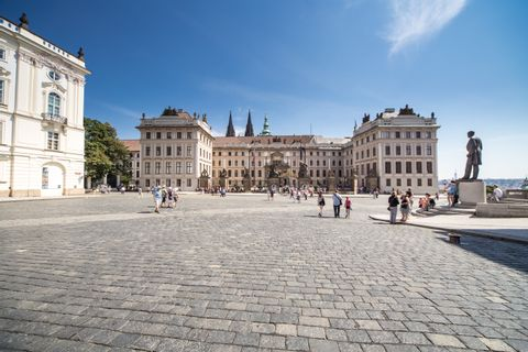 3-Hour Private Prague Castle Tour