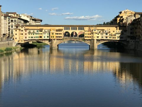 Welcome to Florence: City Stroll and Gelato