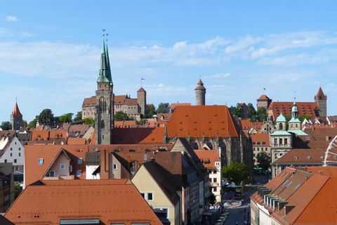 Nuremberg Private Day Tour from Munich