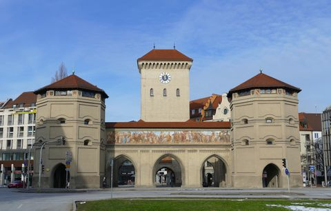Munich Private City Tour - on foot and with driver