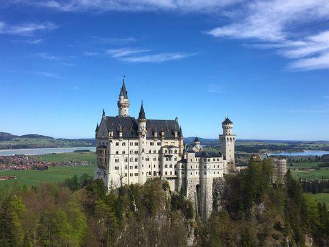 Neuschwanstein Castle Private Day Tour from Munich