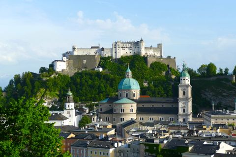 Salzburg Private Day Tour from Munich