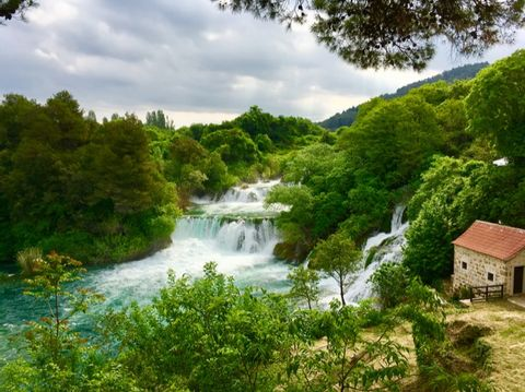 Krka Waterfalls National Park Private Tour
