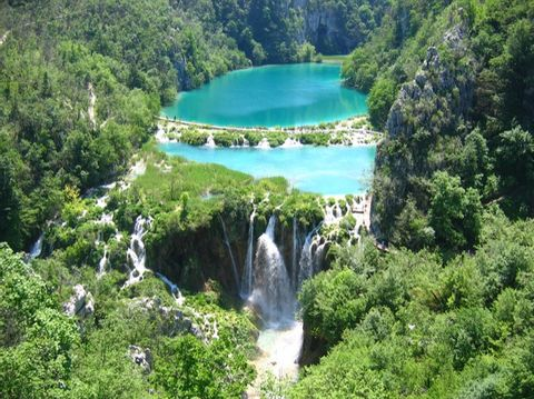 Plitvice Lakes National Park Private Tour