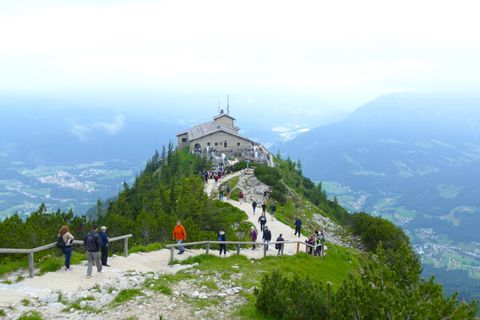 Eagle's Nest Private Day Tour from Munich