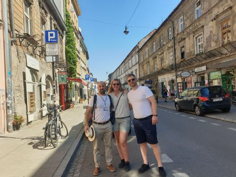 Krakow Jewish District and Schindlers Factory Private Tour