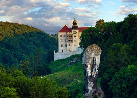 Polish Castles Private Tour from Krakow