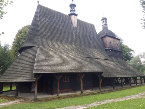 Wooden Churches UNESCO List Private Tour from Krakow