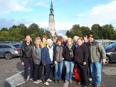 Black Madonna of Czestochowa private tour from Krakow
