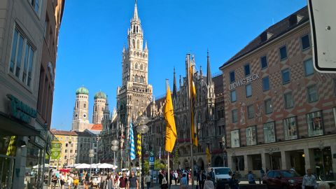 Munich – Online City Walk