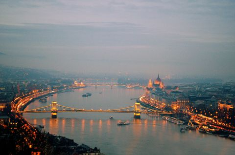 Live Budapest Historic and Cultural Virtual Tour
