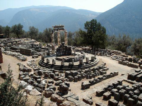 Greece Private Tour-Day Trip to Delphi