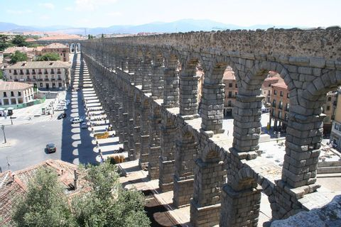 Private tour to Segovia from Madrid