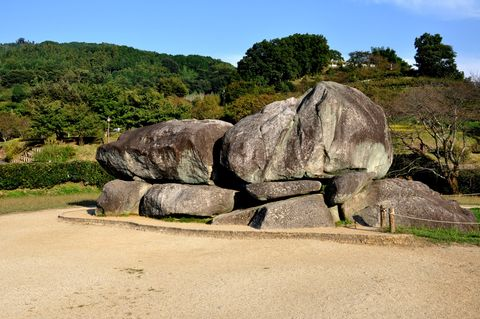 Full-Day Private Guided Tour to Asuka, ancient capital