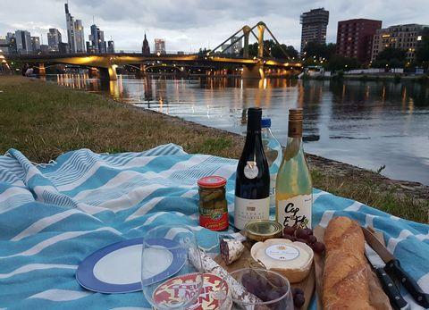 Culinary City Tour- Frankfurt
