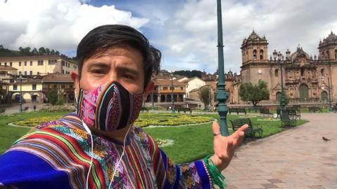 Live Virtual Tour Cusco Peru, Ancient Capital of the Incas