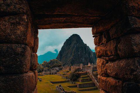 Live Virtual Tour Machu Picchu Peru, New Wonder of the World