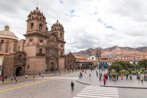 Cusco Peru City Tour - Ancient Capital of the Incas