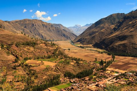 Treasures of the Sacred Valley in Peru from Cusco