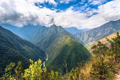 Classic Inca Trail to Machu Picchu Private - 4 days/3 nights