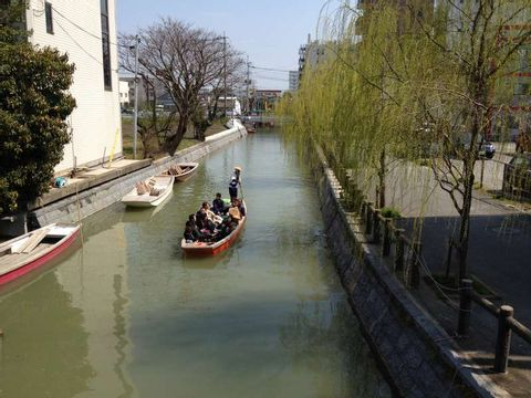 Visit Yanagawa, Enjoy Boat Tour