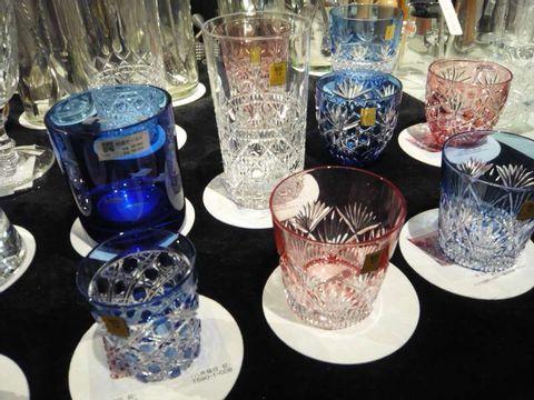 Edokiriko, Cut Glass Cup Making in Asakusa