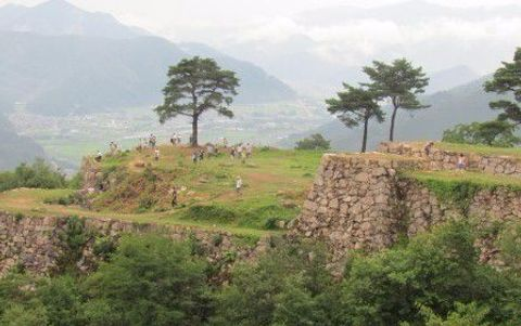 Machu Picchu of the East: The Ruins of Takeda Castle