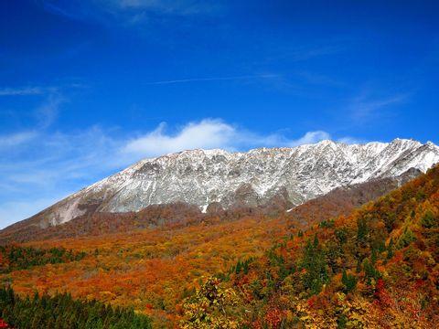 Mt. Daisen~Mt. Fuji of Western Japan~ Trekking