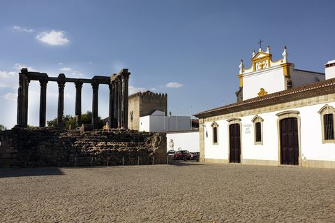 Request a Personalized Evora Tour Itinerary