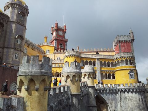 Request a Personalized Sintra Tour Itinerary