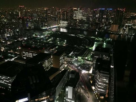Tokyo Romantic Illumination - Not only the view from the top