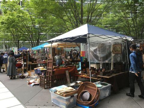 Mercado de antigüedades