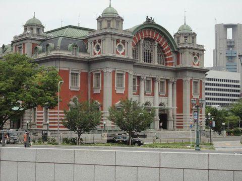 Enjoy Osaka Aqua Metropolis and Modern Architectures