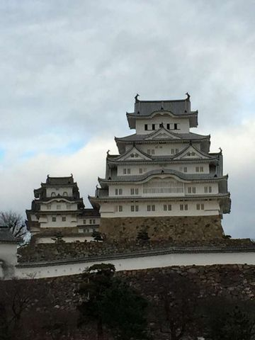 Tour to Himeji Castle and Brewery House